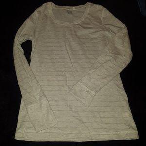 So. Long sleeve shirt
